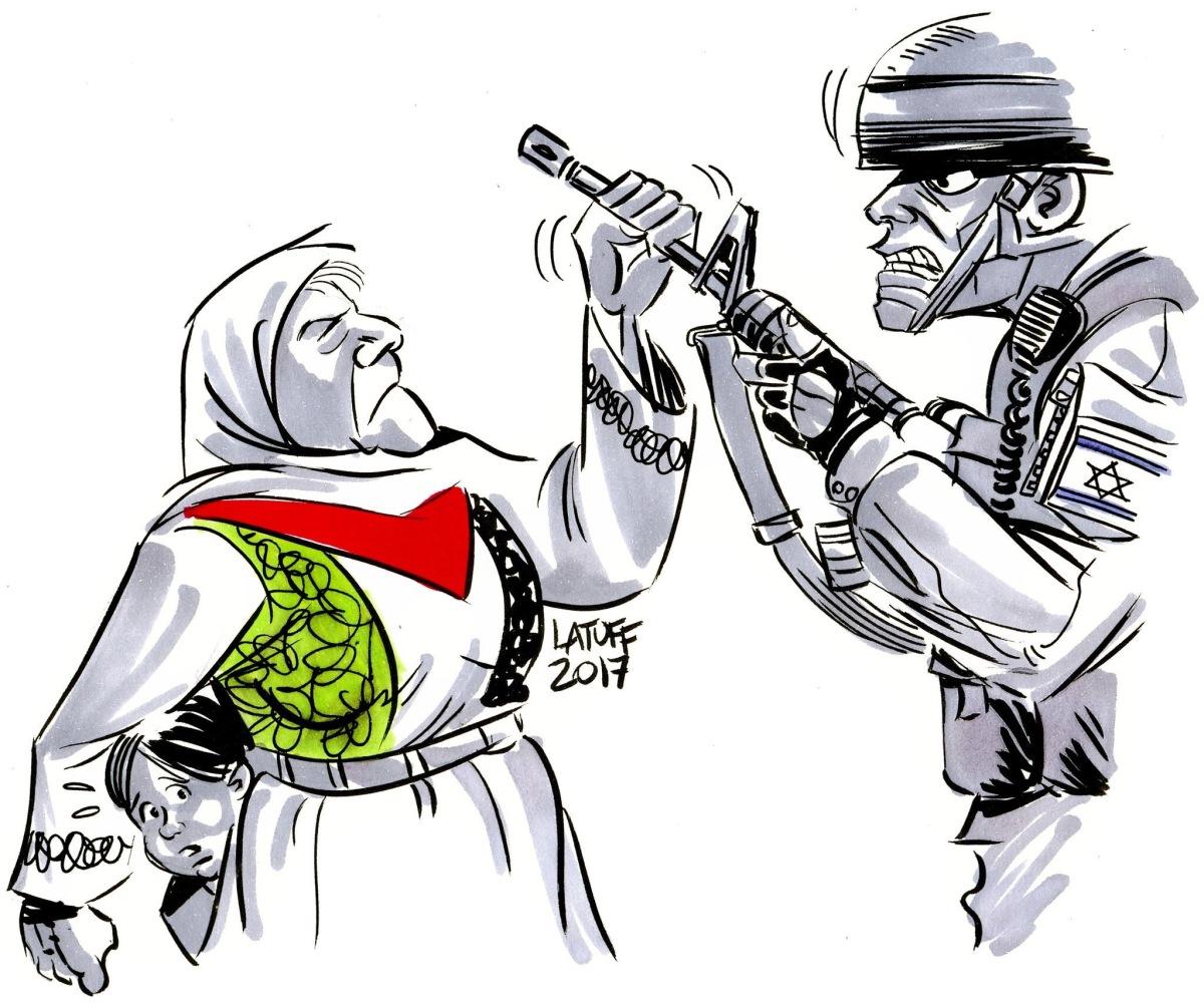 #MothersDay for #Gaza #Palestine by @barkinet